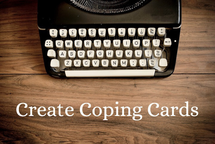 Create Coping Cards